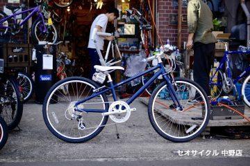 RITEWAY / SHEPHERD 24SL ジュニア用クロスバイク