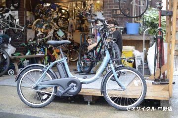 ブリヂストン/アシスタユニ 電動自転車