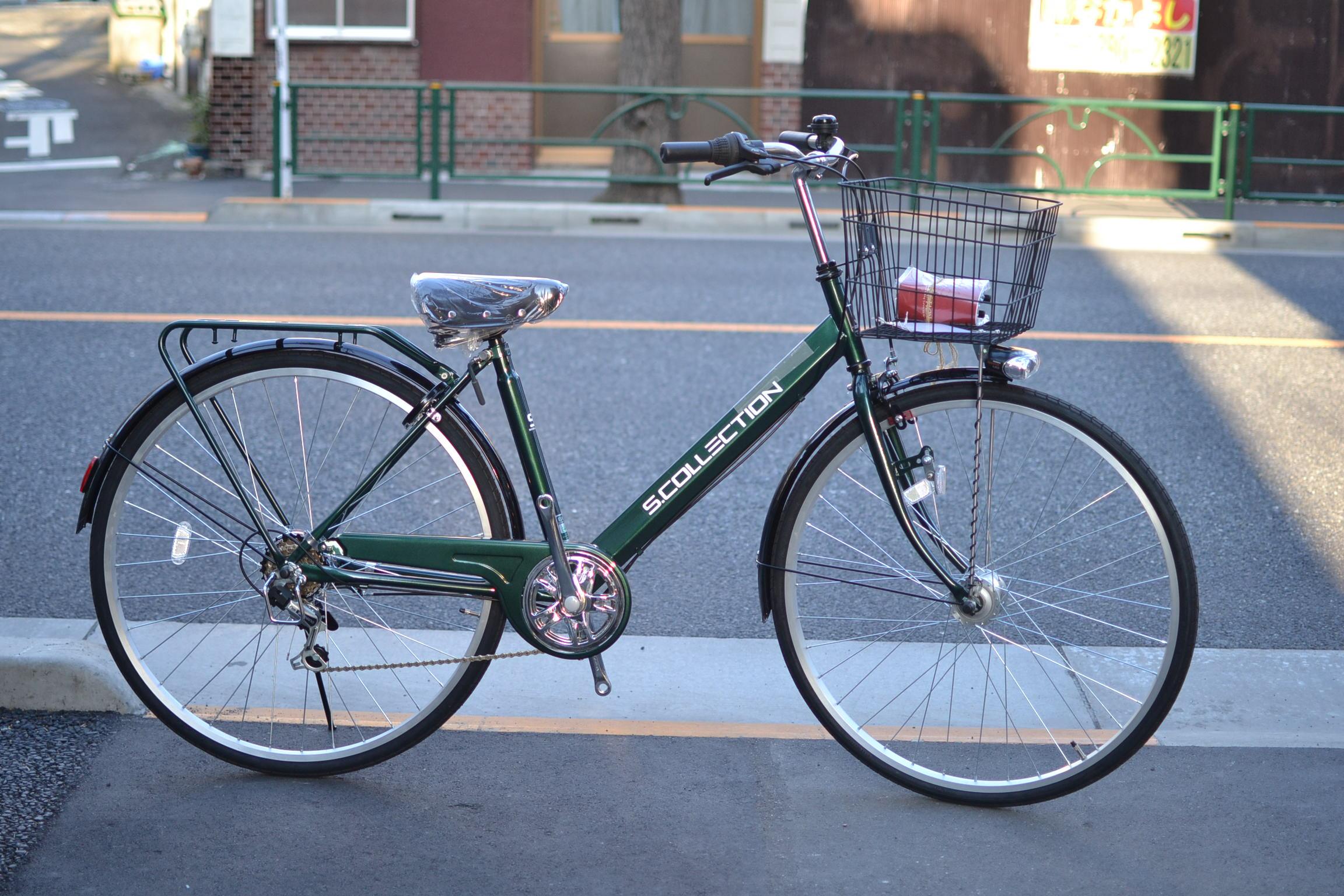 自転車にまたがるときに、意外 ...