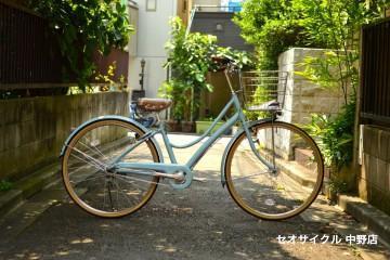 ギア付き自転車用の補助車輪 ...