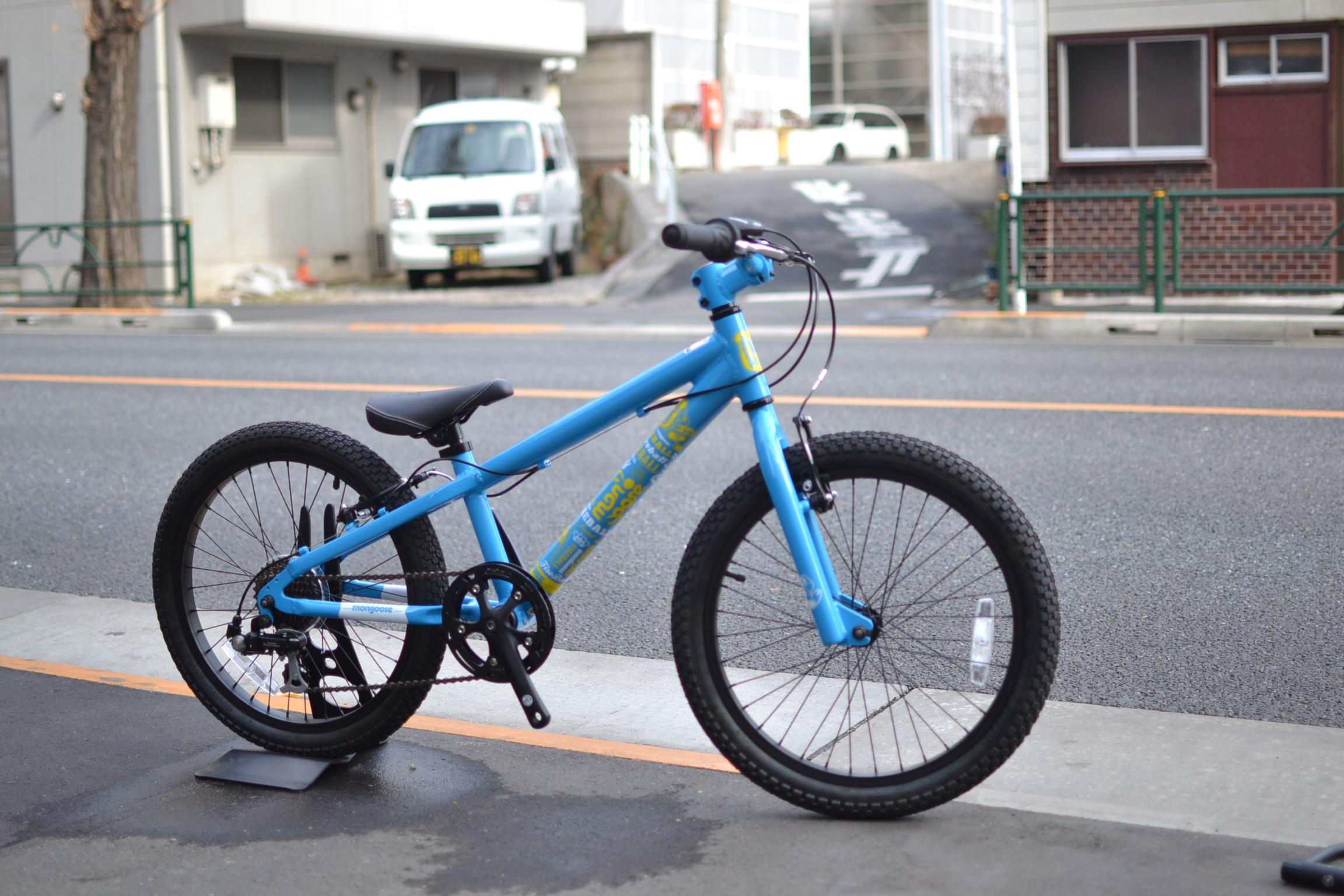 自転車の キッズ 自転車 おすすめ : MONGOOSE / FIREBALL20 2013モデル | お ...