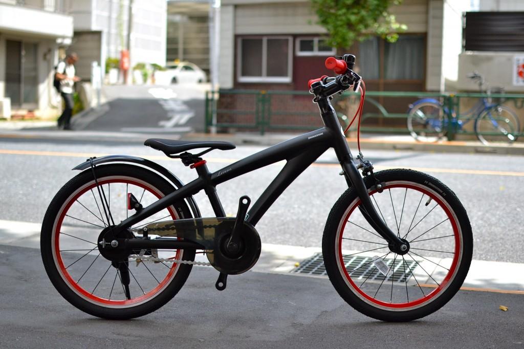 自転車の キッズ 自転車 おすすめ : BRIDGESTONE / Levena18 | おすすめ ...
