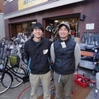 セオサイクル中野店 店舗紹介3